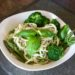 August Recipe – Pasta with Pesto and Peas